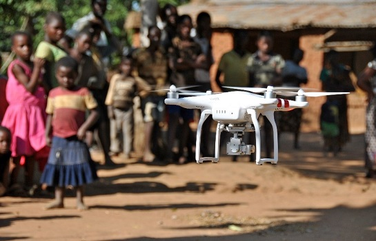 Drones in Malawi